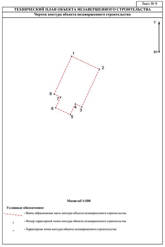 технический план водопровода образец - фото 3
